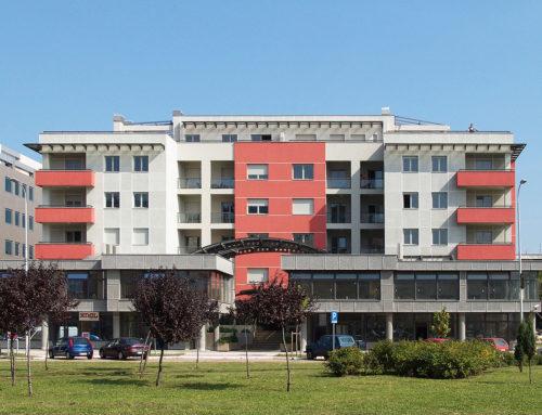 Stambeno-poslovni objekat – Blok 21 – GP 15-4
