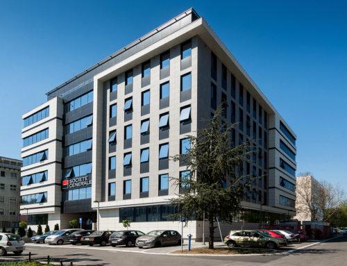 Poslovna zgrada Societe Generale banke – GP 16